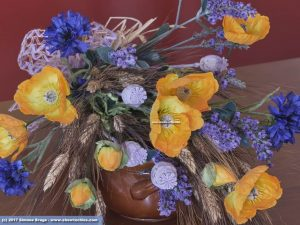 Still life Flower Bouquet (c) Simona Braga con GH5
