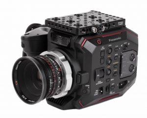 Panasonic Wooden Camera adattatore PL