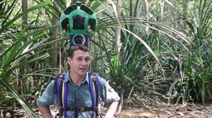 Alasdair Grigg from Parks Australia