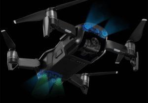 Mavic Air sensori per sicurezza in volo