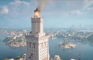 Il Faro di Alessandria d'Egitto nel Discovery Tour