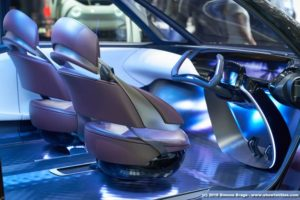 Toyota sedili Fine-Comfort-Ride