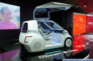 Toyota i-Ride