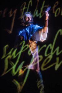 Michelangelo nel liveshow all'Auditorium Conciliazione