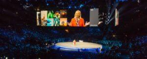 Ginni Rometty presidente e CEO di IBM