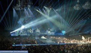Laser ER Jovanotti Live tour 2018