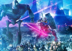 Il gigante di ferro e Gundam in RPO
