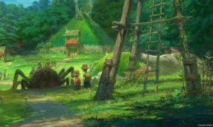 Natura incantata Parco Ghibli