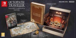 Octopath Traveler Compendium Edition
