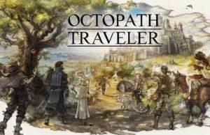 8 personaggi per 8 avventure Octopath Traveler