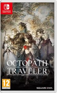 Gioco Octopath Traveler Nintendo Switch