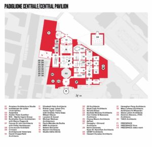 Padiglione Centrale Biennale 2018