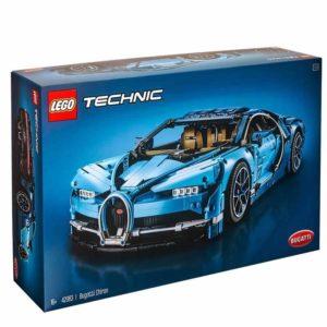Confezione 42083 Bugatti Lego Technic