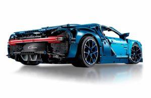 Posteriore Bugatti Lego Technic