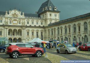 Castello Valentino modelli Italdesign