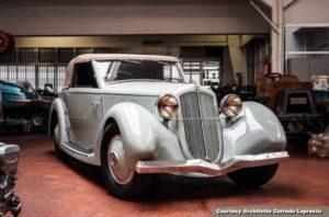 Frontale Lancia Astura 34-35 Lopresto Collection