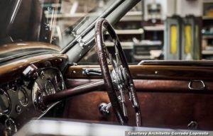 Plancia Lancia Astura 34-35 Lopresto Collection
