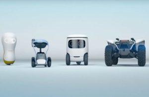 Honda Robot CES 2018