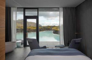 Camera del resort nella Laguna Blu