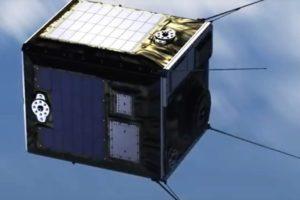 Micro satellite progetto ALE Sky Canvas