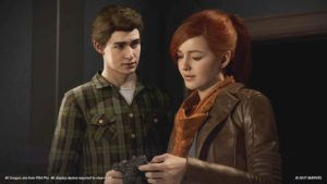 Peter Parker e Mary Jane