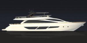 Amer 94 Twin Superleggera concept