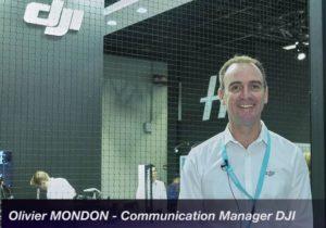 Olivier Mondon DJI Communication