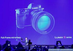 Panasonic Lumix serie S presentata a Colonia