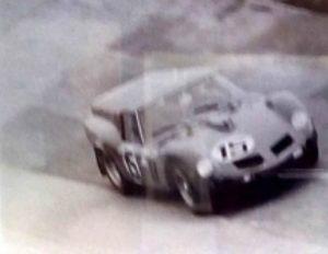 Scarfiotti su Ferrari Breadvan Drogo