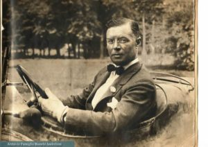 Avv. Felice Bianchi Anderloni fondatore Touring