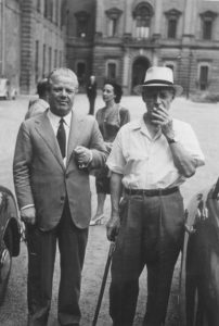 Pinin Farina e Felice Bianchi Anderloni