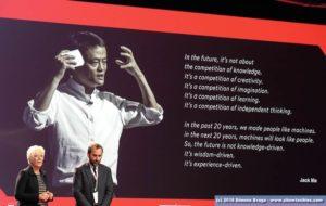 Annalisa Stupenengo citazione Jack Ma