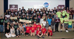 Studenti in gara per Zero Robotics