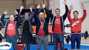 Forvola Team con Gabriele Davi