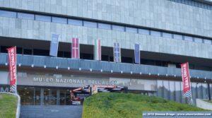 Museo dell'Auto di Torino - Facciata principale
