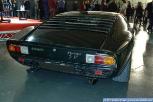 Lamborghini Miura Gandini MAUTO