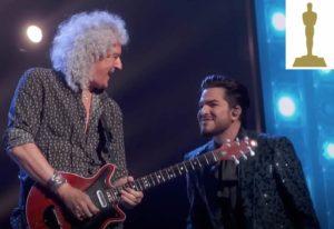 Brian May e Adam Lambert