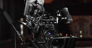 Red Camera Ranger con Monstro 8k