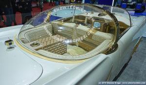 Golden Sahara II frigo ed interni