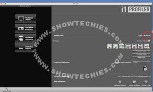 Calibrare Mac i1Rite Modalità avanzata