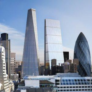 Il grattacielo di Infinity London