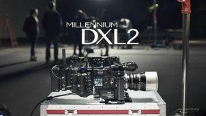 Millennium DXL2 Panavision