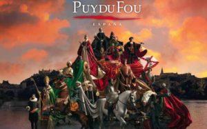 Il Sogno di Toledo de Il Puy du Fou