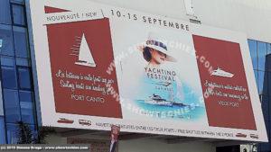 Cannes Yachting Festival locandina Palais