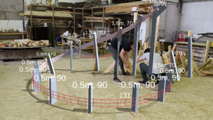 Informazioni di AR su immagine reale
