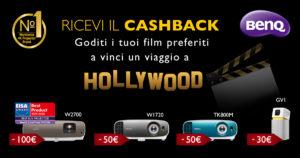 BenQ Cashback 2019