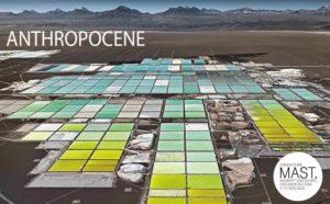 Vasche evaporazione litio deserto Atacama Cile