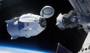 Docking o aggancio SpaceX ISS
