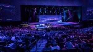 Presentazione Mercedes CES 2020