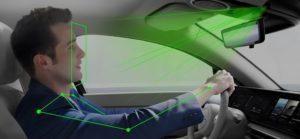 Vision-S monitoraggio passeggero